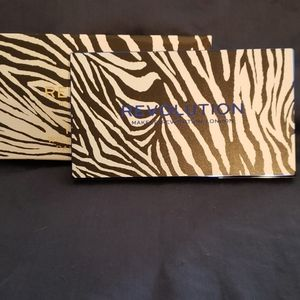 Makeup Revolution Integrity Wild Animal Palette
